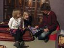 Vorlesen im Jungen Schloss