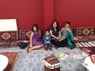 Tuerkisches familienfest