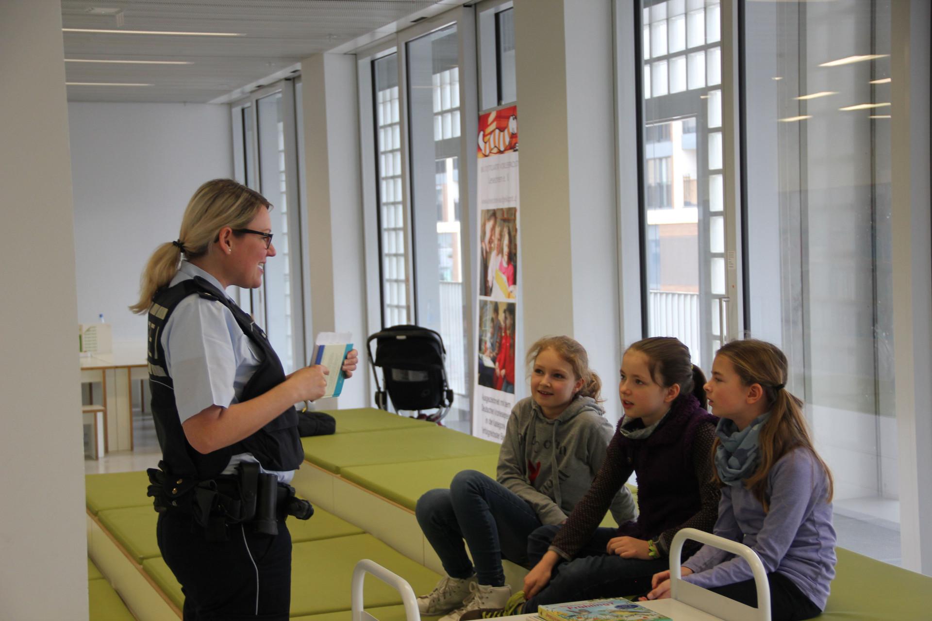 Leseohren spezial: Polizeikommissare