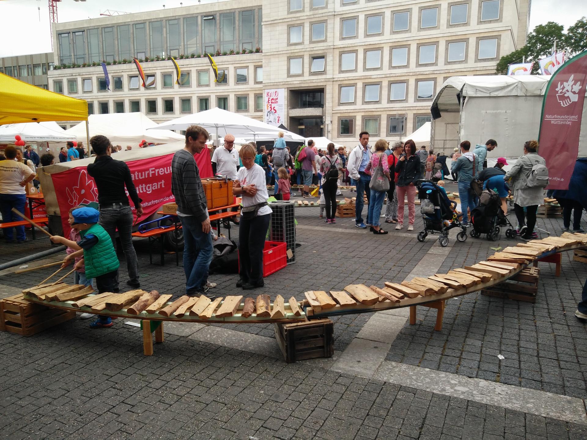 Interkulturelles Kinderfest Leseohren Stuttgart