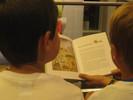Lesenacht bei hugendubel
